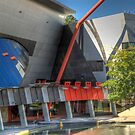 The National Museum, Canberra, ACT, Australia by Adrian Paul
