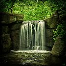 New York City Waterfall! by Chris Lord