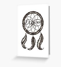 dreamcatcher Greeting Card