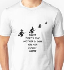 Mother-in-Law Unisex T-Shirt