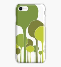 Green Palette iPhone Case/Skin