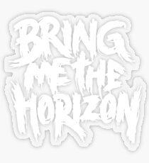 Bring Me the Horizon Transparent Sticker