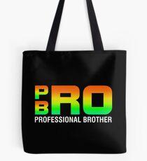 Colorful Pro Bro Tote Bag