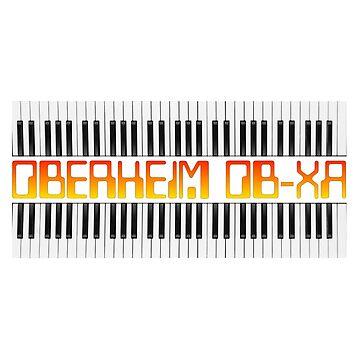 Oberheim OB-XA Vintage Synth by kashamo