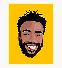 Childish Gambino Photographic Print