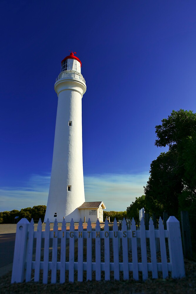 Split Point Lighthouse by 104paul