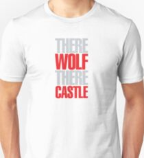 Young Frankenstein - There wolf there castle T-Shirt