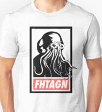 Cthulhu Fhtagn Unisex T-Shirt