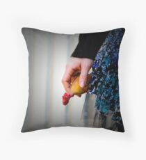Chic Chick Throw Pillow