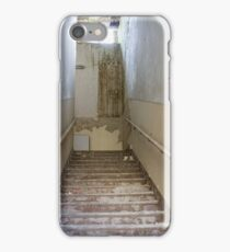 scale abandoned iPhone Case/Skin