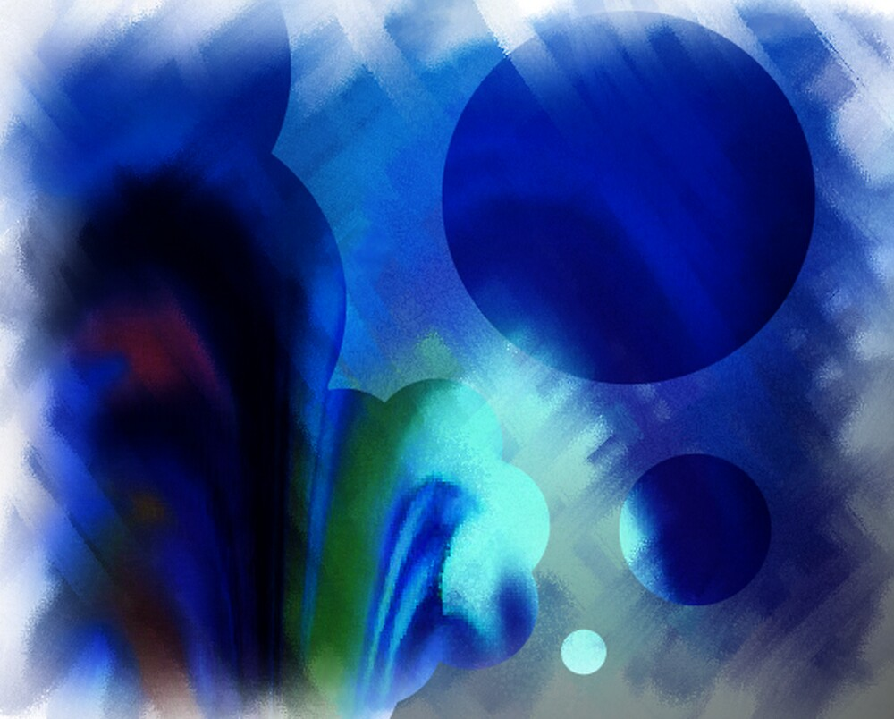 CERES in BLUE by Dayonda
