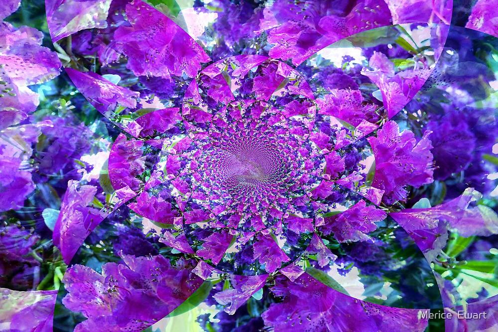Flowers in May by Merice  Ewart