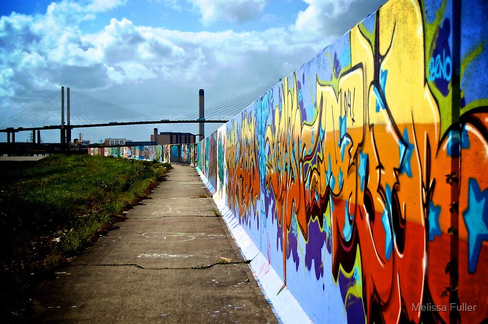 Graffiti by Melissa Fuller