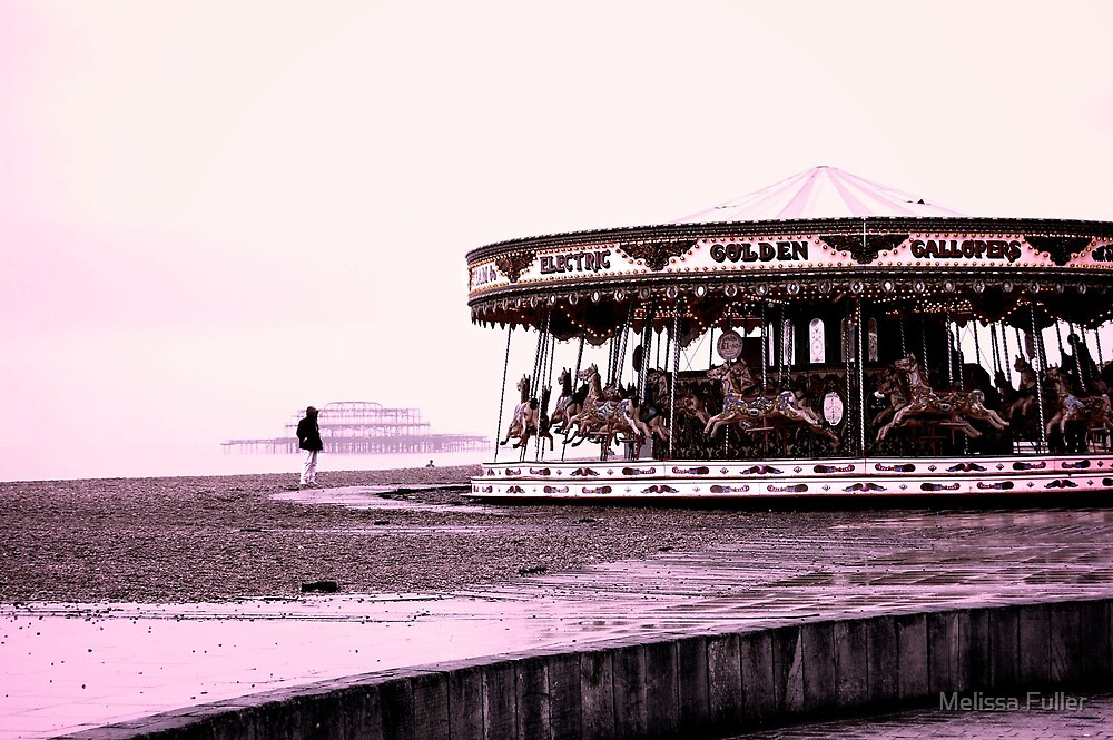 Merry go round by Melissa Fuller