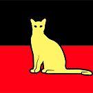 Aboriginal cat by Beautifultd