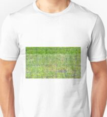 Fence and Grass T-Shirt