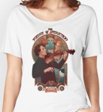The Science of Deduction Women's Relaxed Fit T-Shirt