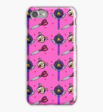 Star Vs. The Forces Of Evil Items iPhone Case/Skin