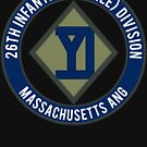 26th Infantry Yankee Division Massachusetts ANG by jcmeyer