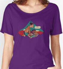 Troy and Abed's Dope Adventures Women's Relaxed Fit T-Shirt