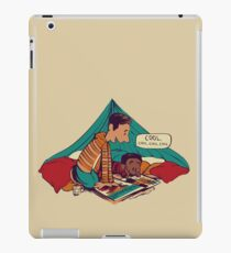 Troy and Abed's Dope Adventures iPad Case/Skin