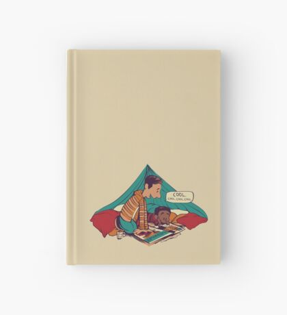 Troy and Abed's Dope Adventures Hardcover Journal