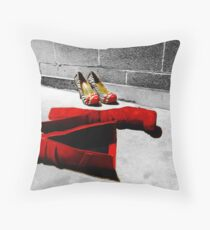 Quick Change Throw Pillow