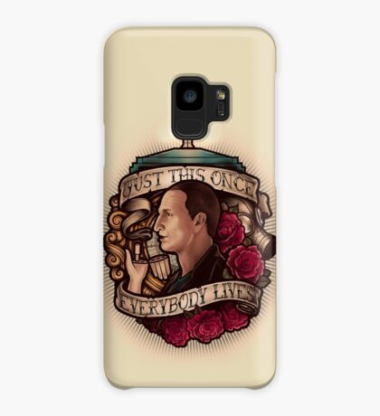 Just This Once Case/Skin for Samsung Galaxy