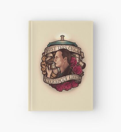 Just This Once Hardcover Journal