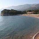 Queen's beach by Elena Skvortsova