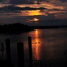 Spring Sunset by browncardinal8
