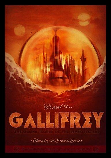 Travel To...  Gallifrey! by MeganLara