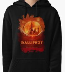 Travel To...  Gallifrey! Pullover Hoodie