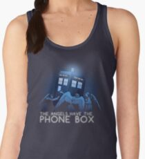 The Angels Have the Phone Box Women's Tank Top