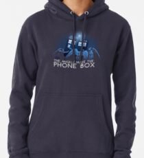 The Angels Have the Phone Box Pullover Hoodie