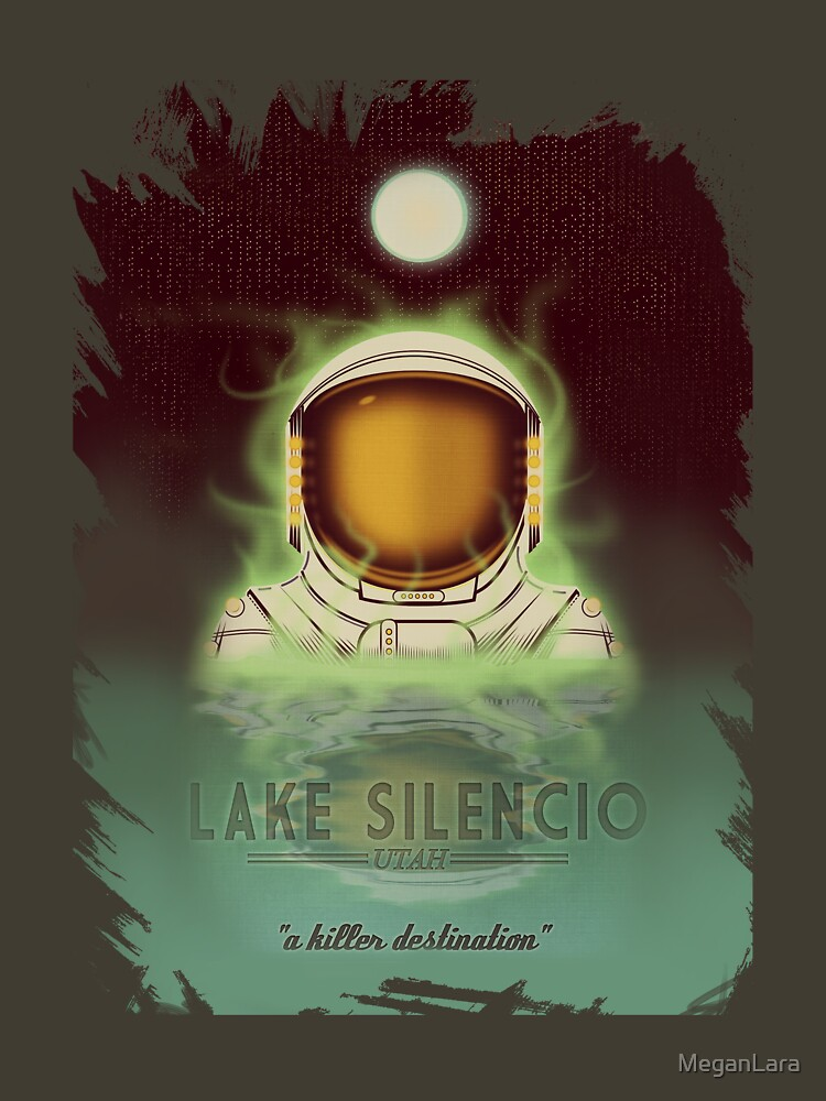 Travel To...  Lake Silencio by MeganLara
