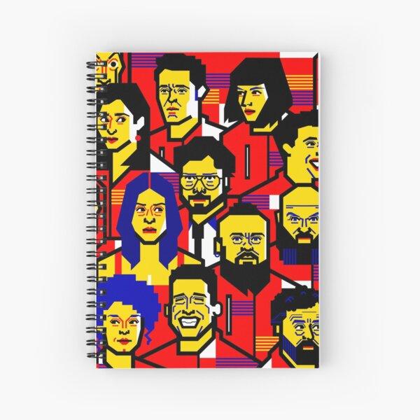 Papel Spiral Notebook