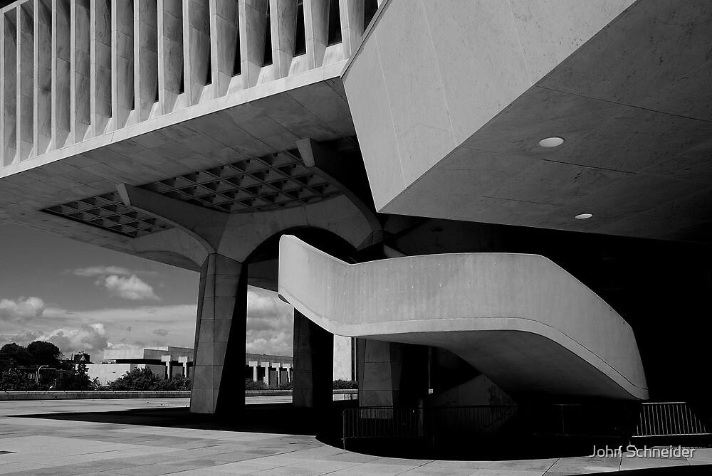 Architectural Study by John Schneider