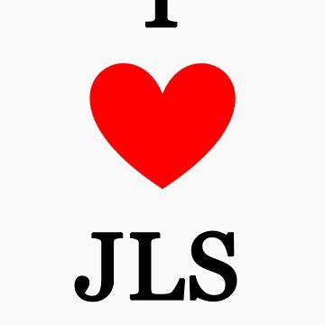 I love JLS by meldevere