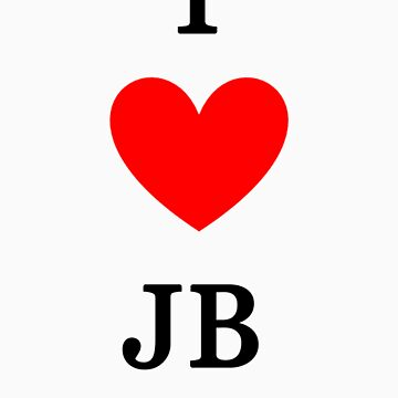 I love JB by meldevere