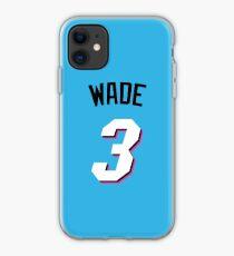 Dwyane Wade Vice Jersey iPhone Case