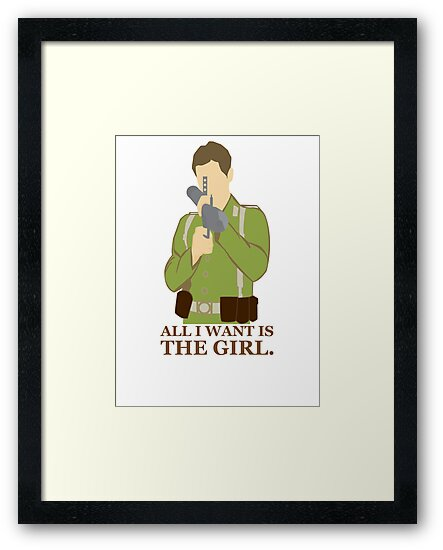 """Indiana Jones - """"All I Want is the Girl"""" by Gavin Foster"""