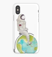 Sir Galactica iPhone Case/Skin