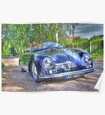 1955 Porsche Speedster Poster