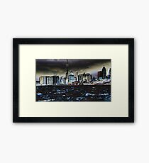TO Waterfront Framed Print