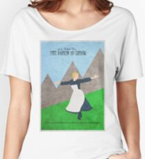 The Sound Of Music Women's Relaxed Fit T-Shirt