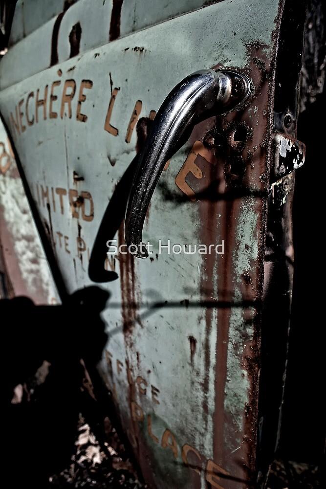 Abandoned by Scott Howard