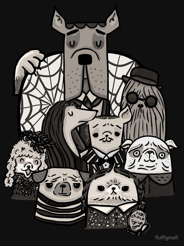 The Addams Family by fluffymafi