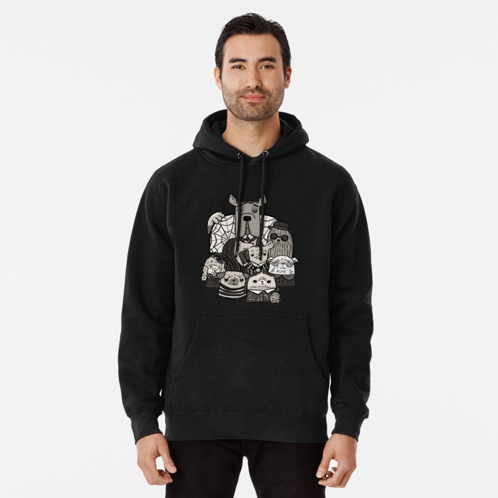 The Addams Family Pullover Hoodie