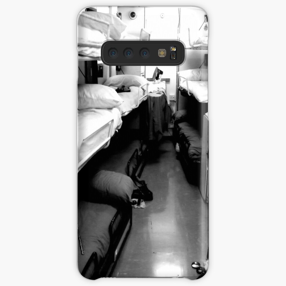 Bunks, Royal Yacht Britannia Case & Skin for Samsung Galaxy